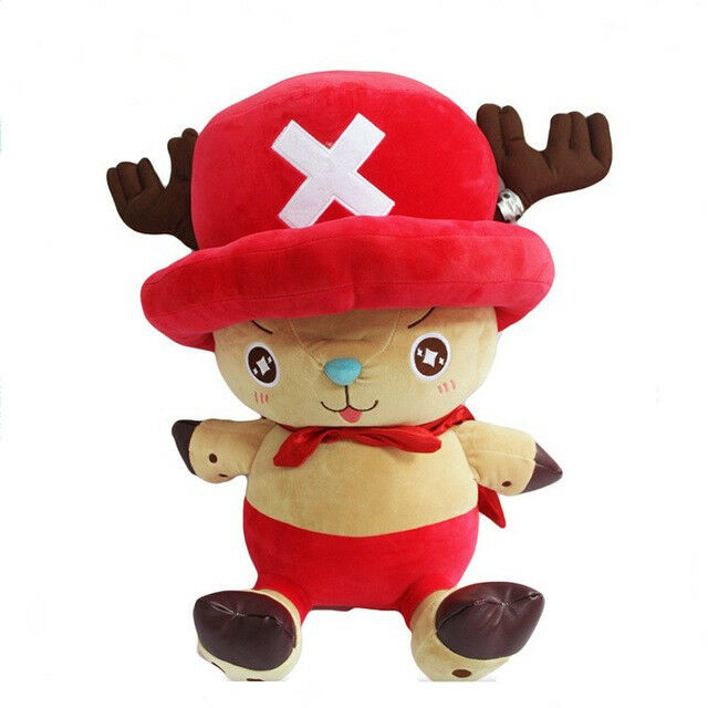 PLÜSCH TONY TONY CHOPPER 32 CM ONE PIECE PLUSH DOLL ANIME MANGA RUFFY ACE  1