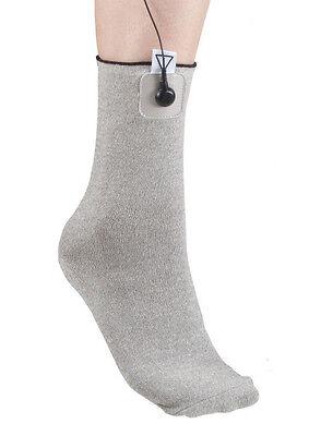 TENS Fußelektrode - Reizstromsocke - Textilelektrode Fuß - Sockenelektrode