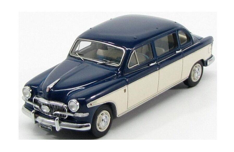 Fiat 1400B President Lombardi  azul Beige  1956 (KESS 1 43   KE43010050)