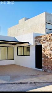 Venta casa de un piso Norte de Merida Chichi Suárez