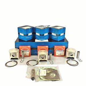 Neuf-WSM-81-25mm-Sur-Alesage-Piston-Joint-Kit-1996-2002-Polaris-1050-Sl-Sltx-Slx