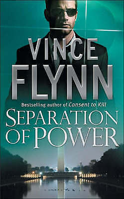 """AS NEW"" Separation of Power, Flynn, Vince, Book"