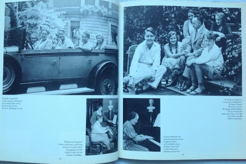 The Wagner Family Albums - Bayreuth 1876 - 1976 - Wolf