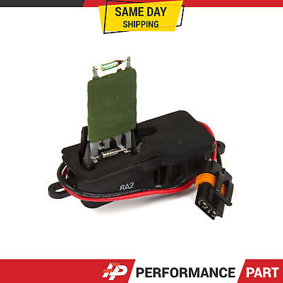 HVAC Blower Motor Resistor for 95-02 Chevrolet C1500 C2500 GMC Cadillac Escalade