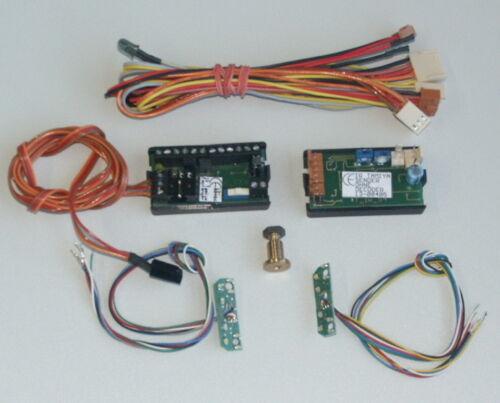 MFC-01 mit LED-Platinen MM-IR-Anlage für Tamiya  MFC-03