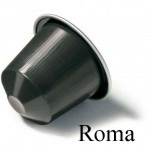 200 CAPSULES NESPRESSO ROMA - ENVOI GRATUIT - COLISSIMO EXPRESS