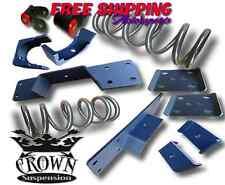 Crown Suspension 1997-2003 Ford F150 V8 3/5 Lowering Drop Coils Flip Kit