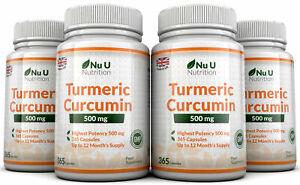 La-Curcuma-Curcumina-4-X-365-capsulas-500-mg-anti-inflamatorio-nu-u-Nutricion