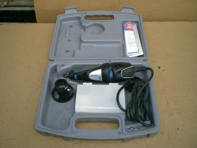 Dremel 12V Max Cordless Rotary Tool Kit Case /& Accessories Refurbished,Open Box