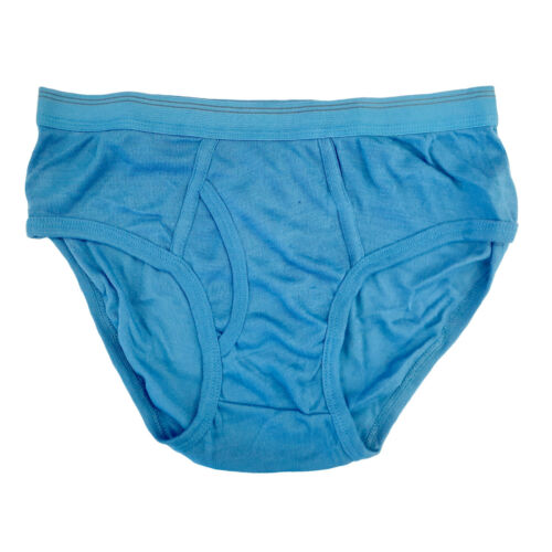 3 or 6  pack Men Solid Briefs Breathable Cotton Underwear Vintage style S M L XL