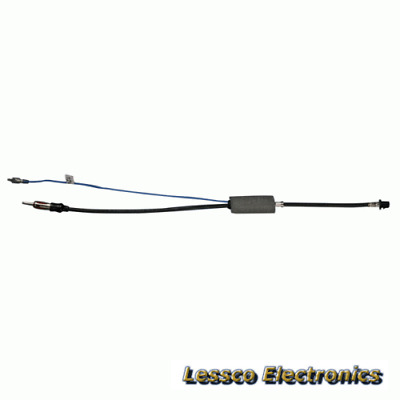 Metra 40-EU55 Antenna Adapter Cable for Select 2002-up Volkswagen//BMW Vehicles