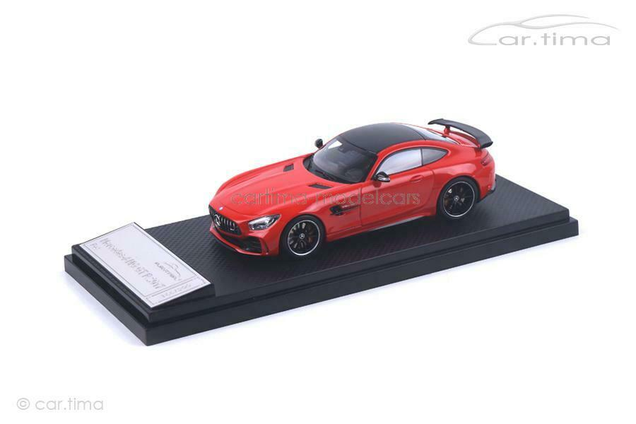 Mercedes-AMG GT-R 2017-rojo - 1 of 299-almost Real - 1 43 - 420708