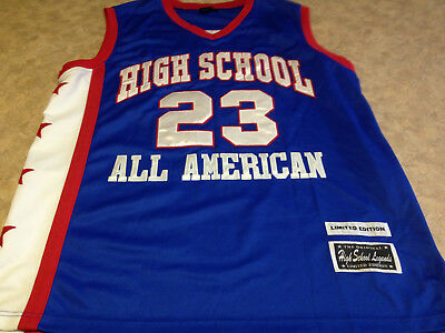 separation shoes 870c7 b7b9c Lebron James High School Legends Jersey - Limited Edition ...