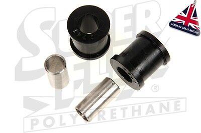 Superflex Rear Shock Absorber Crossmember Bush Kit for Ford Escort MK1 70-75