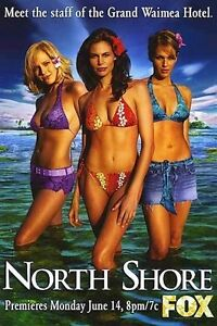 NORTH-SHORE-MEET-24x36-TV-POSTER-Brooke-Burns-Nikki-Deloach-Amanda-Righetti