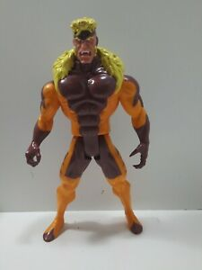 The-Uncanny-X-Men-Deluxe-Edition-Sabretooth-10-034-Tall-Fully-Poseable-Figure-1993