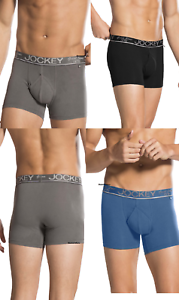 Details About Jockey Mens Y Front Fly Opening Boxer Trunk Brief Jockey Underwear Size S M L Xl