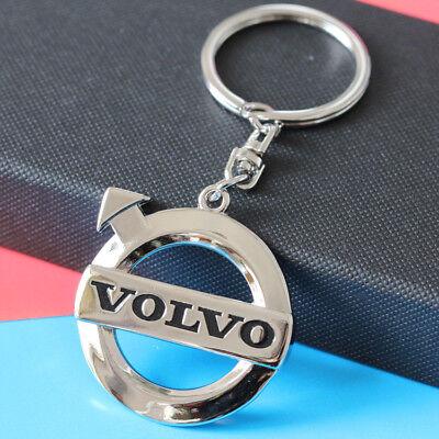 PLS idea regalo e gadget compatibile con auto Nissan Portachiavi in metallo per chiave dell/'auto