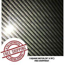 Hydrographic Film Water Transfer Hydro Dip Film Carbon Fiber 15 1sq 19 X 78