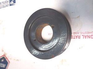 Browning-2H3V41-3V-Bushing-Bore-V-Belt-Pulley-2-Grooves-4-12-034-OD-Cast-Iron