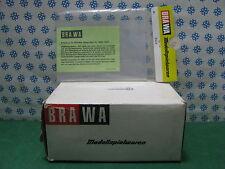 50 Stuck Wellblech glasklar - 50 Pannelli Trasparenti    - H0 BRAWA   2856