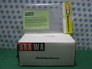 50-Stuck-Wellblech-glasklar-50-Pannelli-Trasparenti-H0-BRAWA-2856