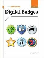 Digital Badges by Shauna Masura (2013, Reinforced)