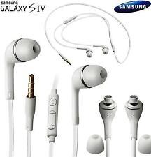 GENUINE SAMSUNG HANDSFREE EARPHONE WHITE FOR NOTE 5 S7 S6 Edge+, S5 MINI TAB 4,S