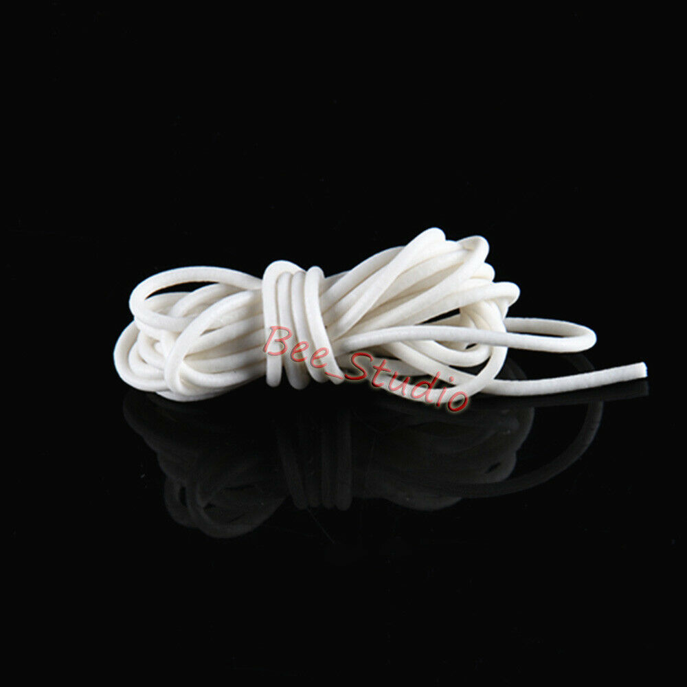 Without brand 1pc Foamed Silicone Rubber Seal Strip Round Dia1 1.5 2 3 4 5 6 7 8 9 10 12 14 16 18 20mm Oring Line Cord Foaming Rubber Molding Size : Dia20mm x5meters