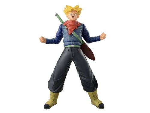 Banpresto DRAGON BALL SUPER Z WORLD FIGURE COLOSSEUM Vol.6 TRUNKS JAPAN OFFICIAL