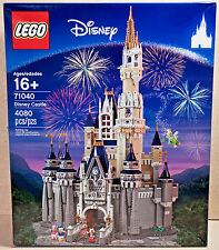 LEGO The Disney Castle (71040) New Sealed Box