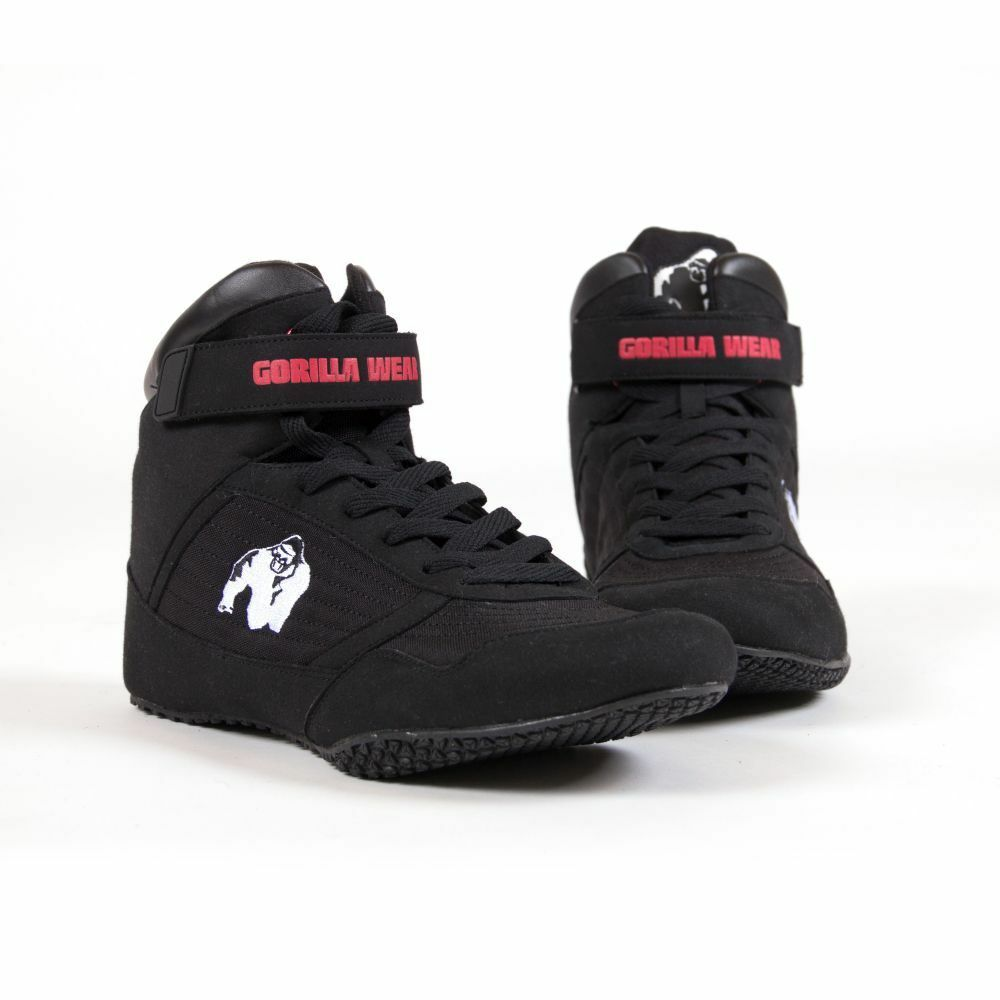 Gorilla Wear High Tops Tops Tops schwarz (damen) 0b5e04