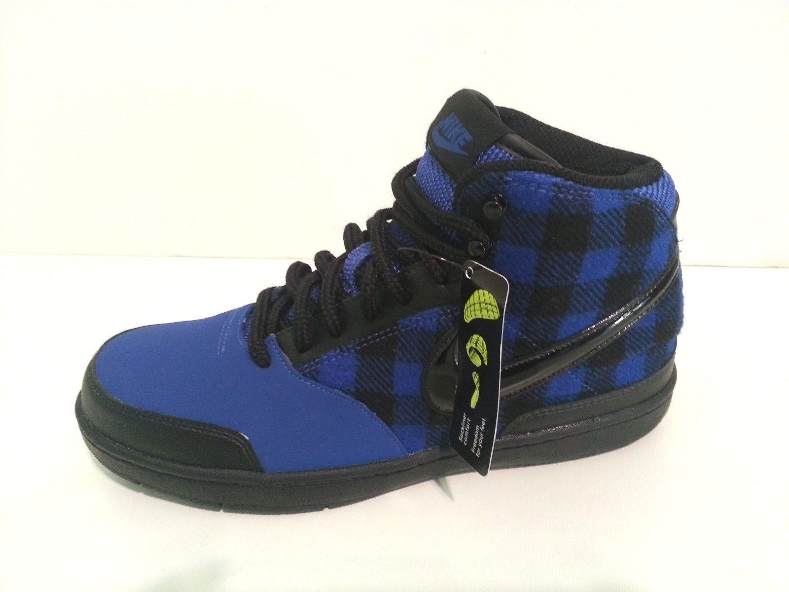 New Nike Femme Style Mid SL [454235-601] Casual Sport Bleu/noir-Sail Sz 7