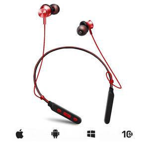 8dff18944de La foto se está cargando Iman-Inalambrico-Bluetooth -4-2-Auriculares-Audifonos-Estereo-