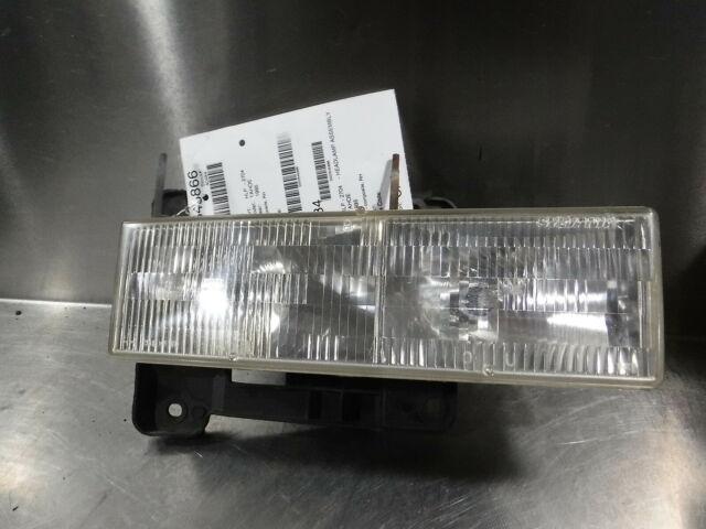 95 96 97 98 99 00 Chevrolet Tahoe Right Passenger Headlight Oem 545866
