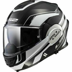LS2-Valiant-Lumen-Flip-Front-Motorcycle-Motorbike-Helmet-XS