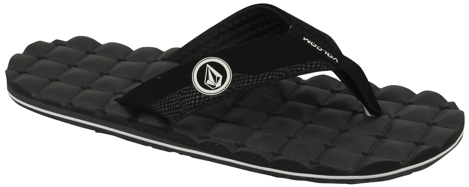 6dbb518c909e77 Volcom Recliner Mens Sandal 10 BWH for sale online