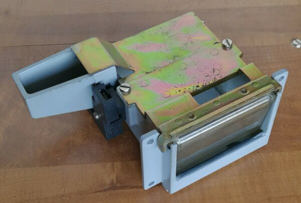 Attento Rendigettone Rotor Telefono Pubblico A Gettoni Ricambi U+i - Sip