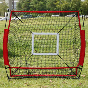 Baseball-Practice-Net-Batting-Pitching-Hitting-Softball-Thrower-Strike-Zone-Back