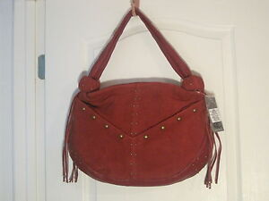 Image Is Loading Queen Latifah Collection Qc Suede Studded Handbag With