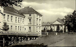 RHEINSBERG-Mark-Brandenburg-AK-Haus-Helmut-Lehmann-alte-Postkarte-um-1967-gel