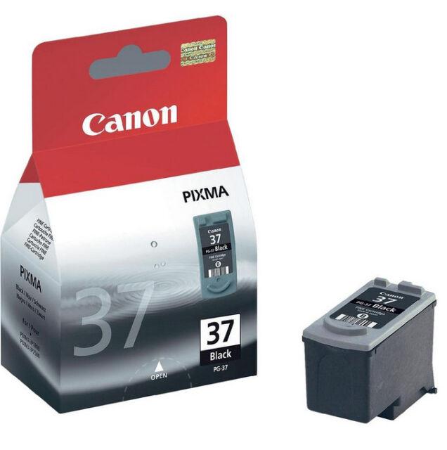 Canon PG-37 schwarz Tintenpatrone