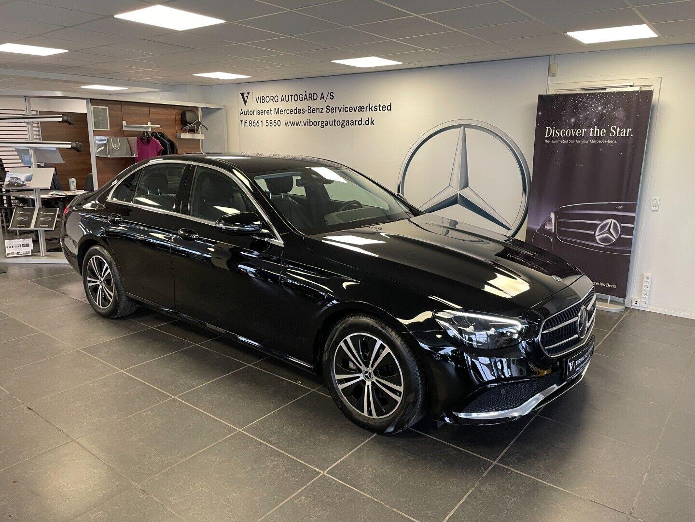 Mercedes E220 d 2,0 aut. 4d
