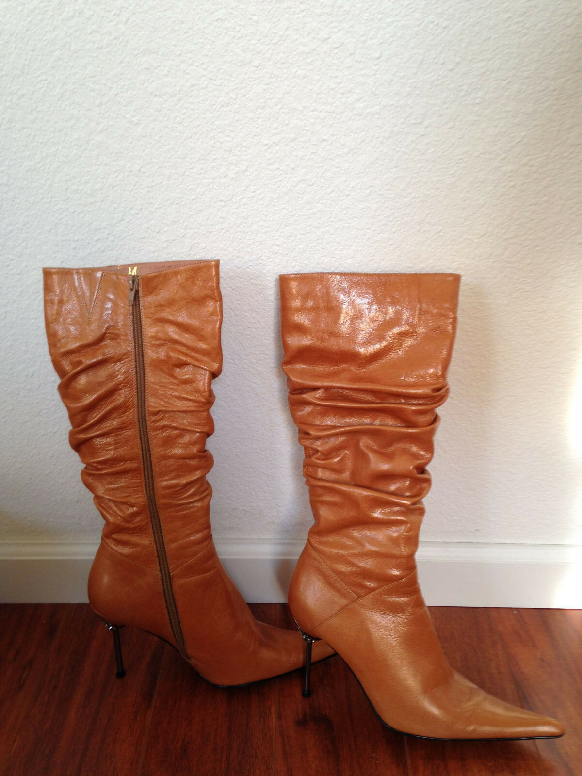 women boot, High hills boot, Fancy boot, High boots, Leather boot, Marciano boot