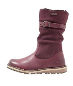Details 33 30 28 Stiefel Bordeaux Leder Größe 29 Mädchen 31 Kickers Zu Wasserdicht Pk8O0wXnN
