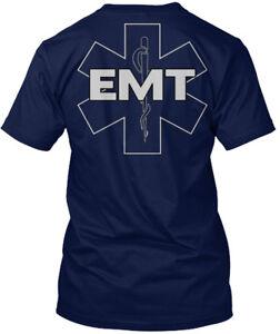 Emt-Duty-Hanes-Tagless-Tee-T-Shirt