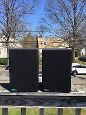 Pair of Design Acoustics Ps-55 Bookshelf Speakers