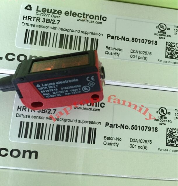 1pc for Leuze Photoelectric Sensors Is HRTR 3b/2 7