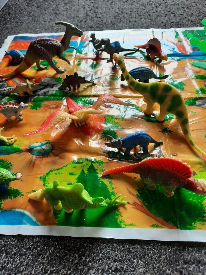 Dyr, Dinosaurer