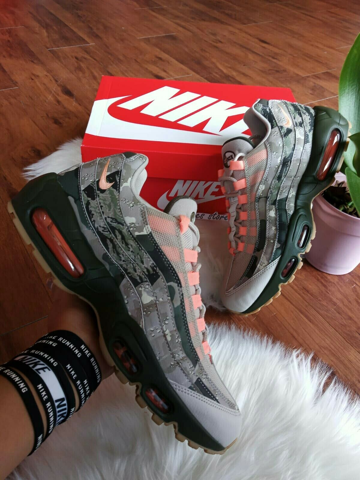 air max 95 og reebok nike chaussures up fluorescence:Nike